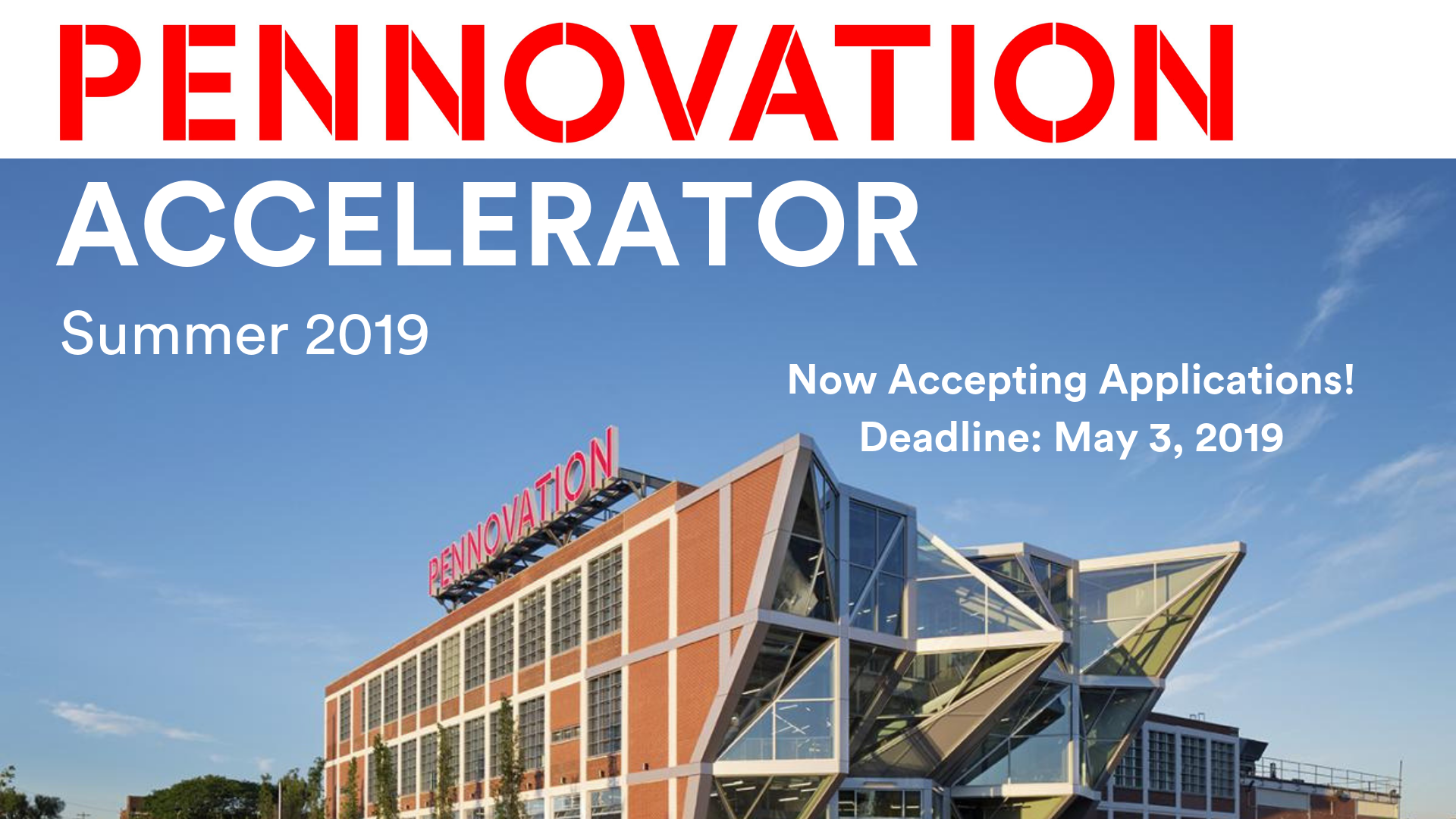 Pennovation Accelerator Summer 2019