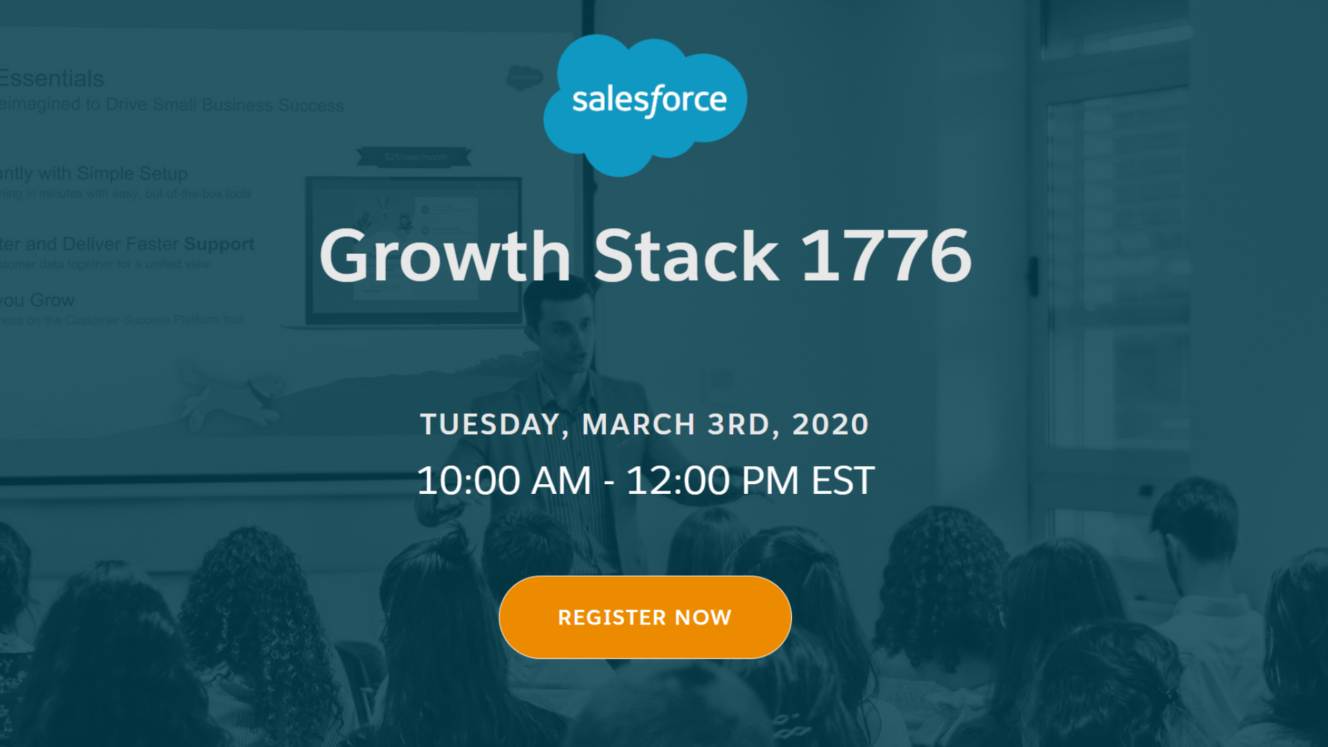Growth Stack with 1776 and Salesforce