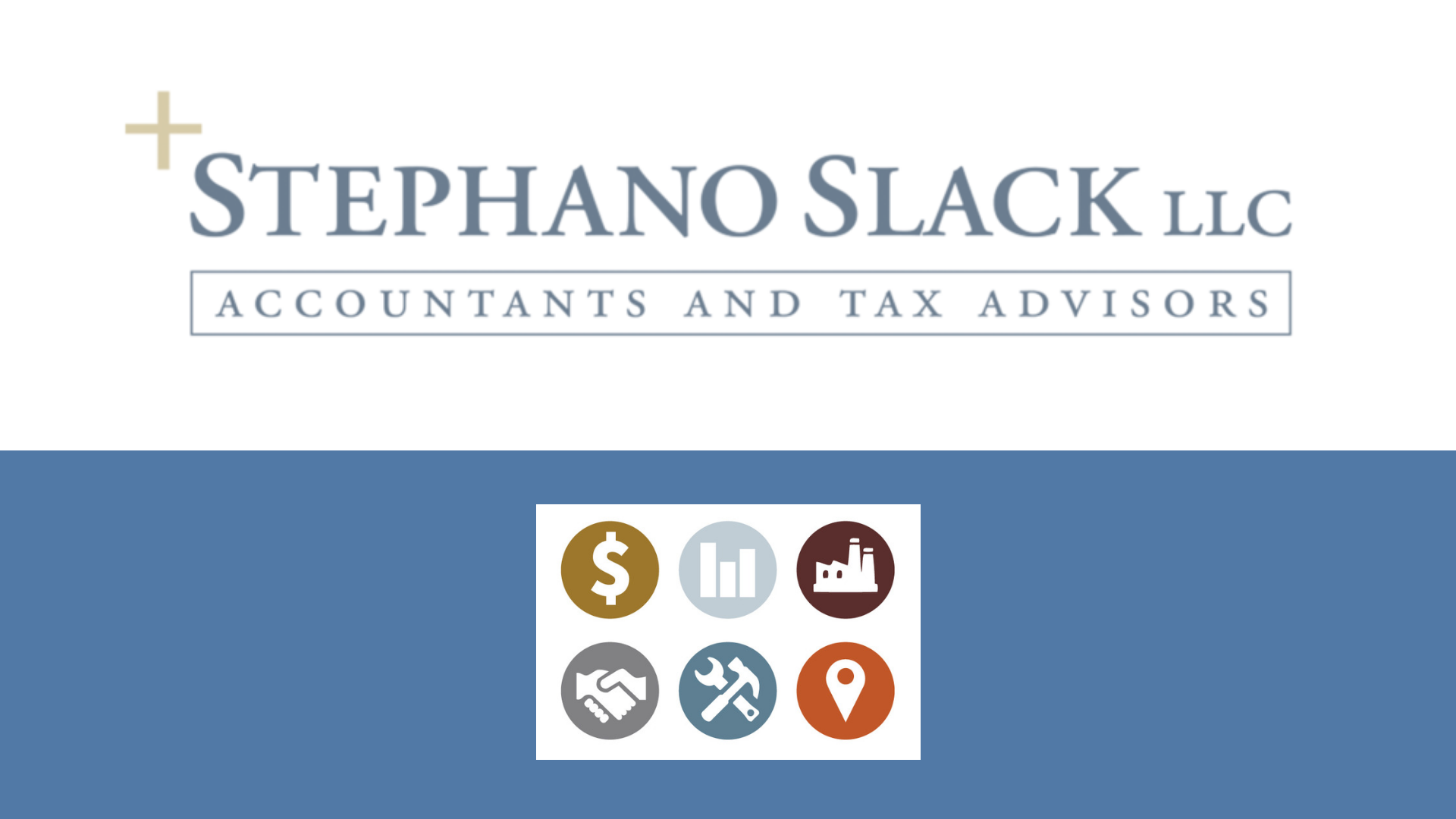 Lunch & Learn: Tax Prep with Stephano Slack