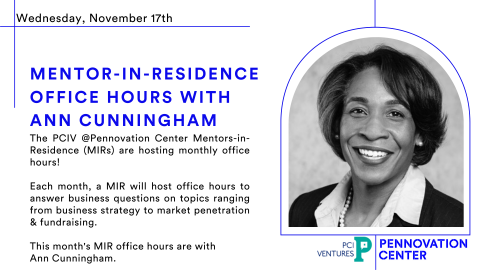 MIR Office Hours with Ann Cunningham