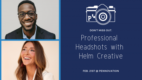 Headshots with Helm Creative