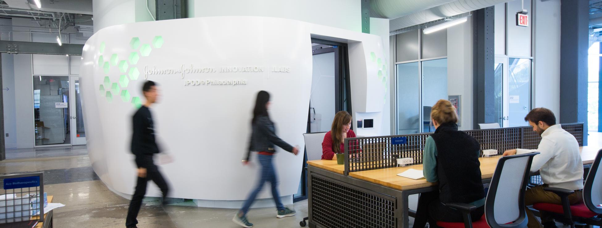 JPod is a feature of the Pennovation Center
