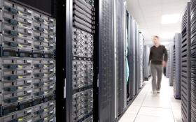 Penn's Tier 1 data center