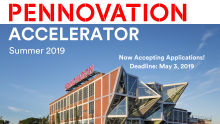 Pennovation Accelerator 2019