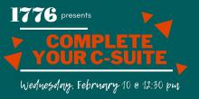 1776 Presents: Complete Your C-Suite