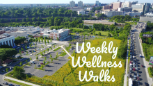 Weekly Wellness Walks