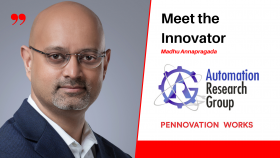Meet The Innovator - Madhu Annapragada, Founder & Chief Engineer of Automation Research Group