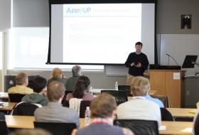 AppItUP collects app ideas from the Penn community