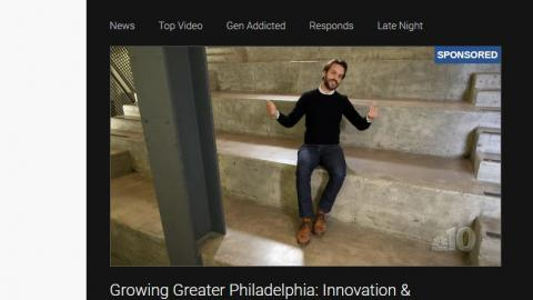 growing greater Philadelphia screen shot