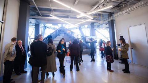 Penn Celebrates Grand Opening at Pennovation Center